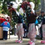 八幡神社と境神社