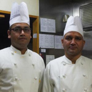 大黒地球安館 インド料理 シボン